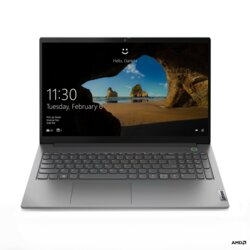 Lenovo Laptop ThinkBook 15 G2 20VG0007PB W10Pro 4500U/16GB/512GB/INT/15.6FHD/Mineral Grey/1YR CI