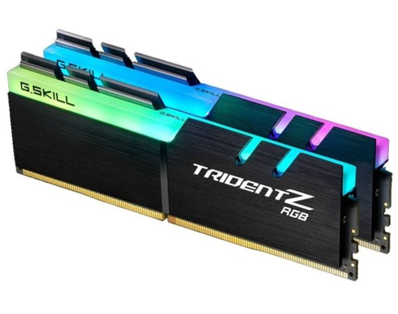 G.SKILL pamięć do PC - DDR4 32GB (2x16GB) TridentZ RGB 4000MHz CL17 XMP2