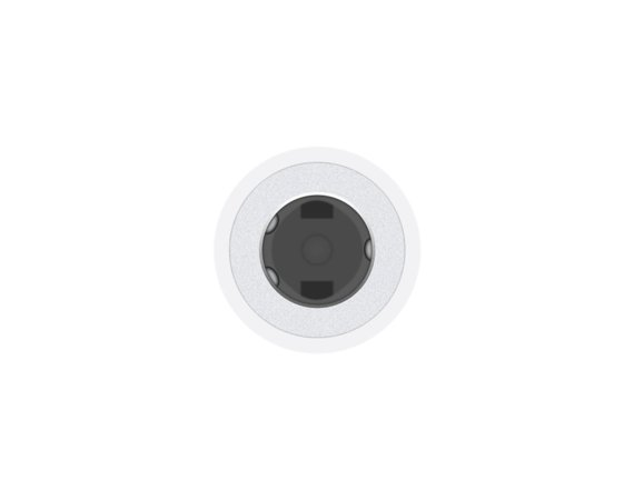 Apple Lightning to 3.5 mm Head phone Jack Adapter