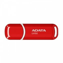 Adata Pendrive DashDrive Value UV150 64GB USB 3.2 Gen1 Red