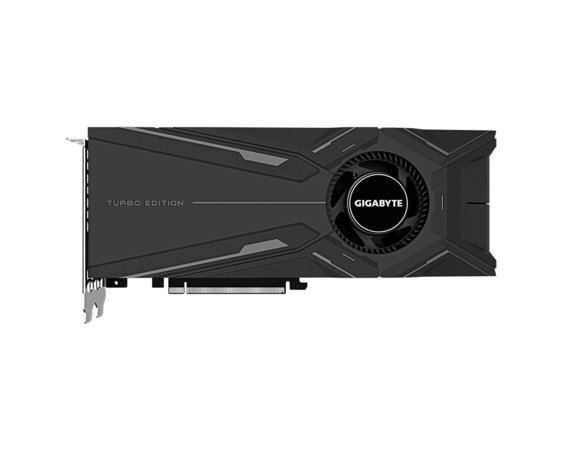 Gigabyte Karta graficzna GeForce RTX 2080SUPER TURBO 8G GDDR6 256BIT HDMI/3DP/USB-C