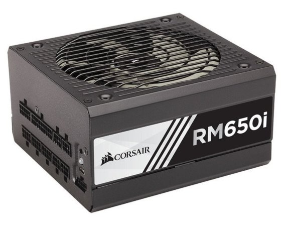 Corsair RMi Series 650W FULLY Modular 80+ GOLD