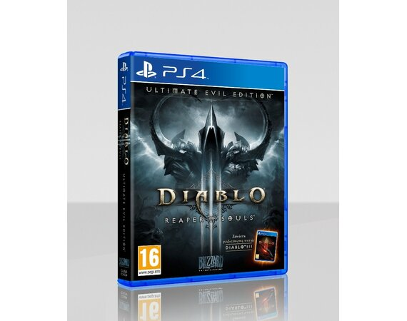Blizzard Diablo 3 Ultimate Evil Edition PS4 PL