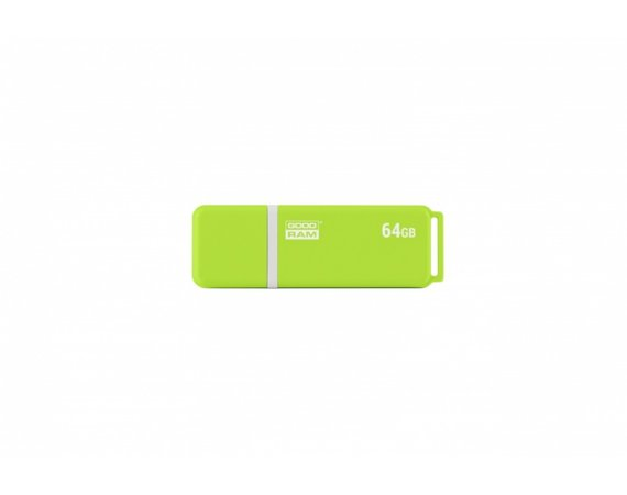 GOODRAM UMO2 64GB USB 2.0 Green