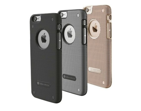 Trust UrbanRevolt Endura Grip & Protection case for iPhone 6 - silver