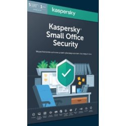 Kaspersky *Kaspersky Small Office Security 5 stacji + 1 Serwer 1 rok