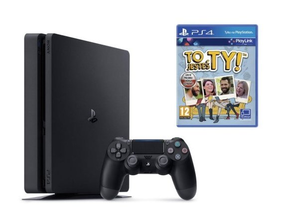 Sony Playstation 4 1TB PRO + Gra Thats You