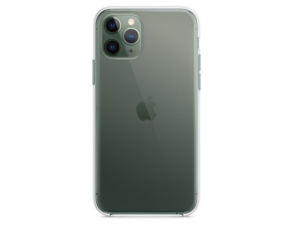 Apple Przezroczyste etui do iPhone 11 Pro