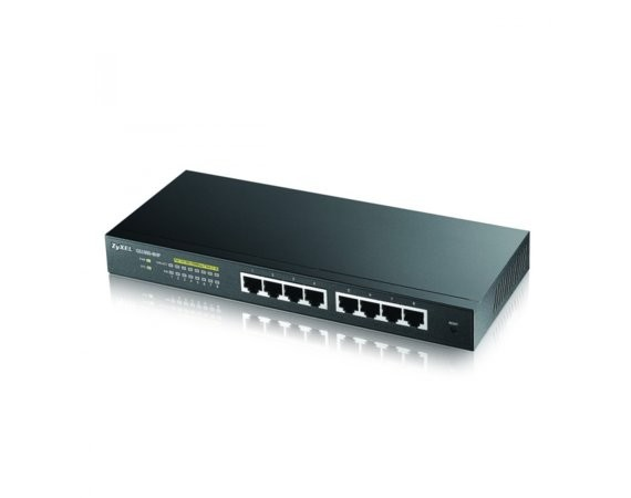 Zyxel GS1900-8HP Switch 8x1GbE PoE