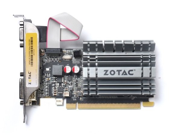 ZOTAC GeForce GT 730 Zone Edition 2GB DDR3 64BIT DVI/HDMI/VGA BOX