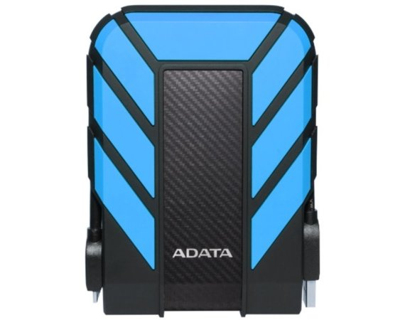 Adata DashDrive Durable HD710 2TB 2.5'' USB3.1 Niebieski