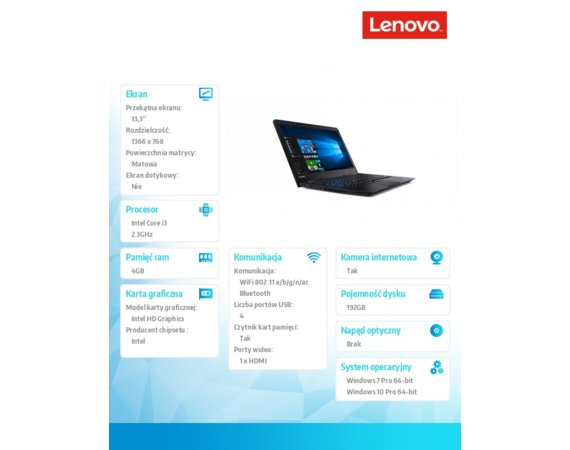 Lenovo ThinkPad 13 20GJ001JPB