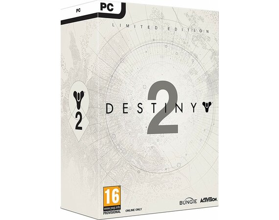 Activision Gra PC Destiny 2 Limited Edition