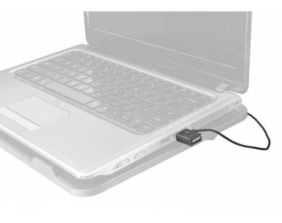 Trust Ziva Laptop cooling stand