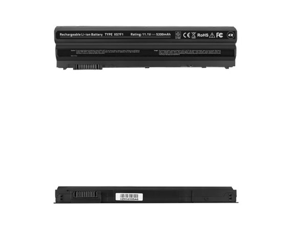 Qoltec Bateria do Dell E6420 E5420 E6530, 5200mAh, 10.8-11.1V