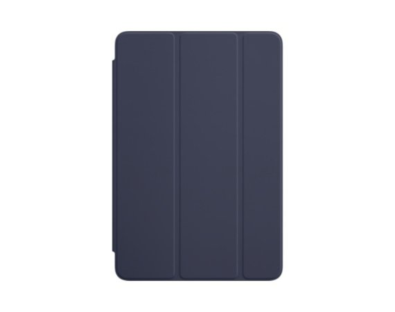 Apple Nakładka iPad mini 4 Smart Cover - nocny błękit