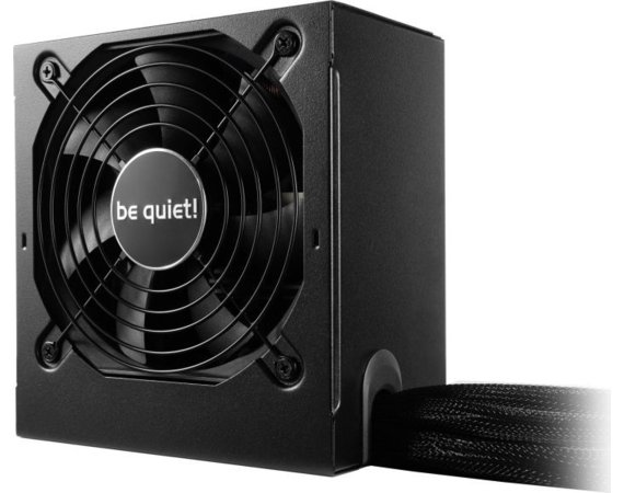 Be quiet! System Power 9 600W box  BN247