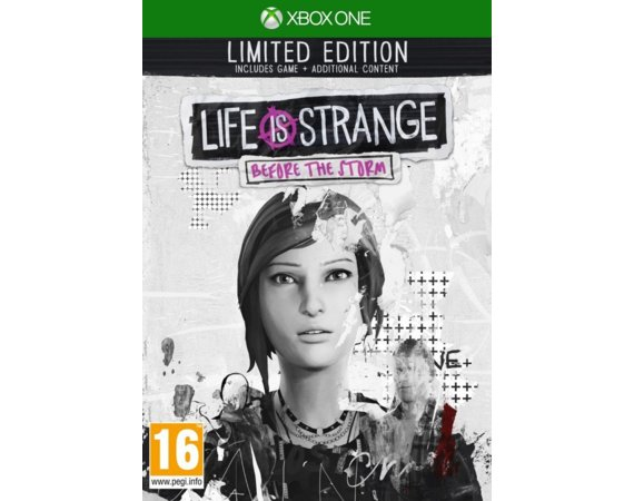 Cenega Gra Xbox One Life is Strang Before the Storm Limited Edition