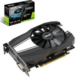 Asus Karta graficzna GeForce GTX 1660 DVI-D/HDMI/DP