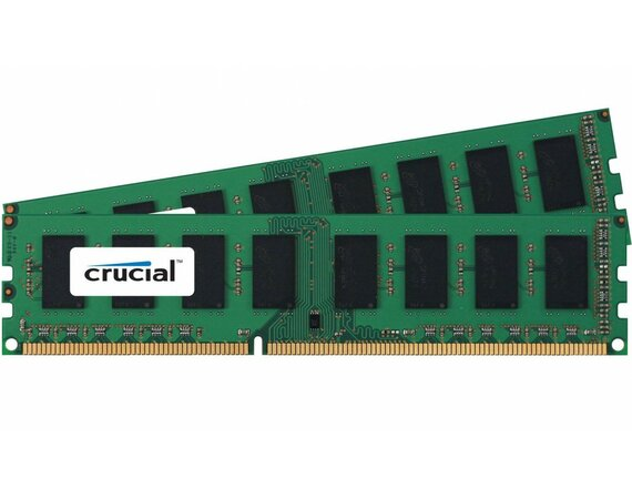 Crucial DDR4 16GB/2133(2*8GB) CL15 SR x8 288pin