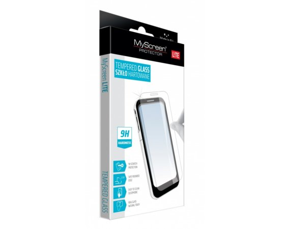 MyScreen Protector  LiteGLASS Szkło do iPhone 5/5C/5S/SE