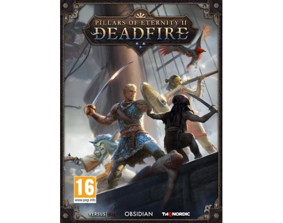 Cenega Gra PC Pillars of Eternity II - Deadfire