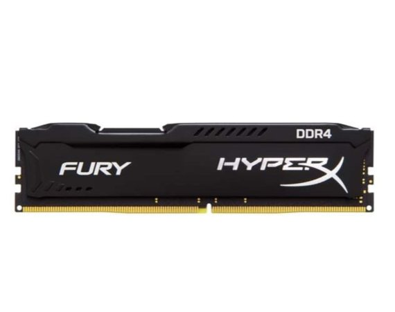 HyperX DDR4 Fury Black 16GB/2666 CL16