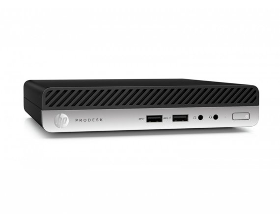 HP Inc. Mini PC 400DM G5 i3-9100T 256/8GB/W10P 7EM17EA