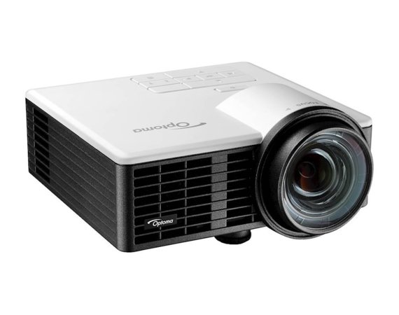 Optoma Projektor ML1050ST WXGA 1000 LED  20.000:1