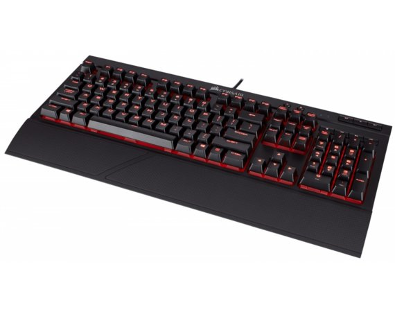 Corsair Gaming K68 CHERRY MX Red - RED LED