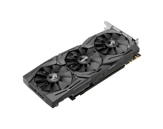 Asus GeForce GTX 1080 ADVANCED 8GB DDR5 256BIT DV/HD/2DP