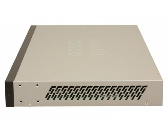 Cisco SG500-28 switch 24x1GbE 4xSFP