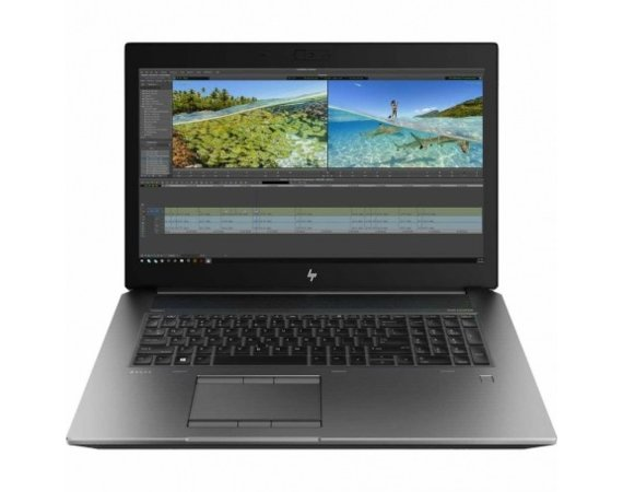 HP Inc. Laptop ZBook 17 G6 i7-9750H 256/16/W10P/17,3 6TU96EA