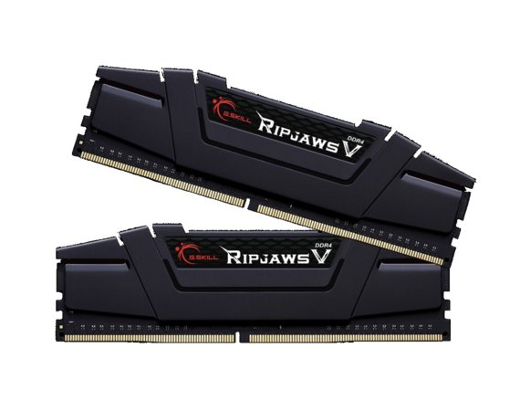 G.SKILL Pamięć do PC - DDR4 64GB (2x32GB) RipjawsV 2666MHz CL18 XMP2