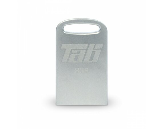 Patriot Tab 8GB USB 3.0 110MB/s aluminium micro