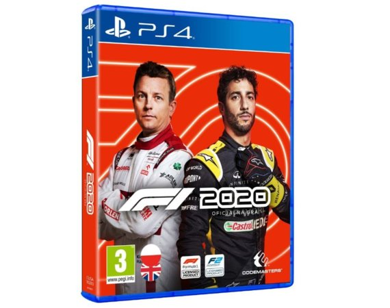 KOCH Gra PS4 F1 2020 Standard Edition
