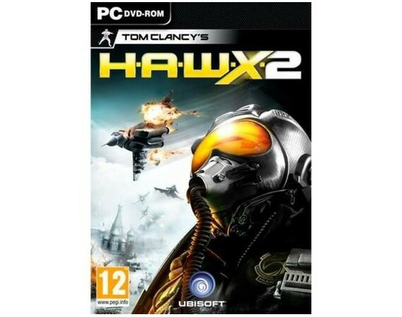 Cenega Tom Clancys's H.A.W.X 2 PC
