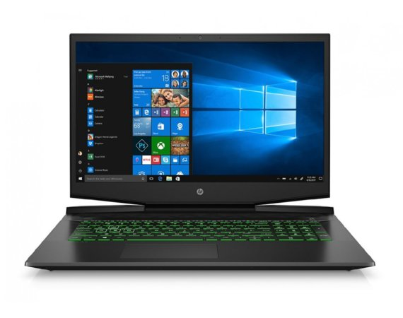 HP Inc. Notebook Pavilion Gaming 17-cd0020nw i5-9300H 512/8G/17,3/W10H 7PW33EA