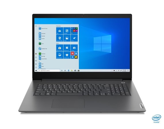 Lenovo Laptop V17-IIL 82GX008BPB W10Pro i5-1035G1/8GB/512GB/MX330 2GB/17.3/Iron Grey/2YRS CI