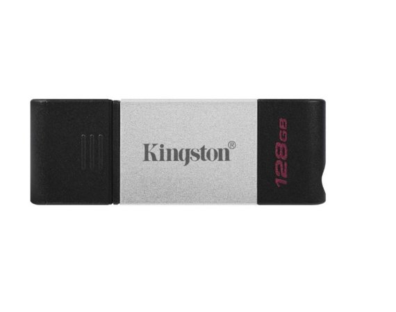Kingston Pendrive DT80/128GB USB-C 3.2 Gen1