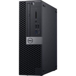 Dell Komputer Optiplex 5070 SFF W10Pro i5-9500/8GB/1TB/Intel UHD 630/DVD RW/KB216 & MS116/3Y BWOS