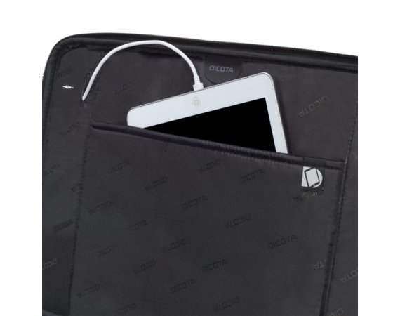 DICOTA Torba na notebooka ECO Top Traveller SELECT 14-15.6 czarna