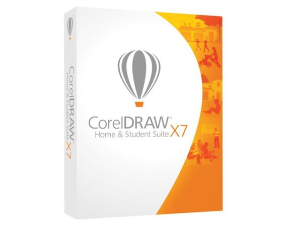 Corel DRAW Home & Student Suite X7 PL Box    CDHSX7CZPLMBEU