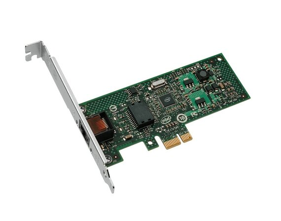 Intel karta sieciowa Gigabit PRO/1000CT 1xRJ45 Desktop PCI-E BOX EXPI9301CT