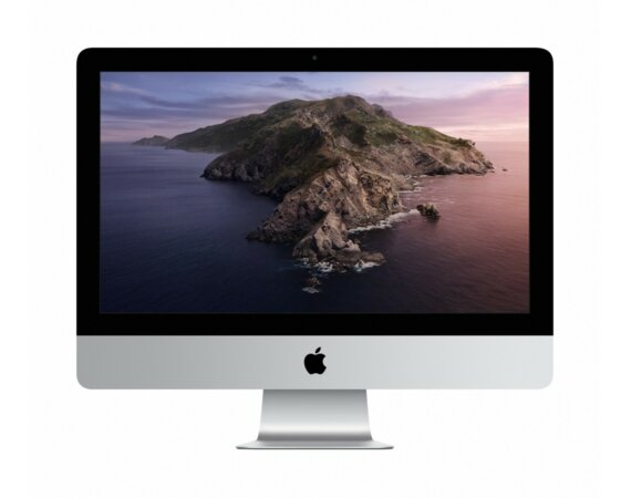 Apple 21.5 iMac Retina 4K: 3.0GHz 6-core 8th Intel Core i5, RP560X/256GB