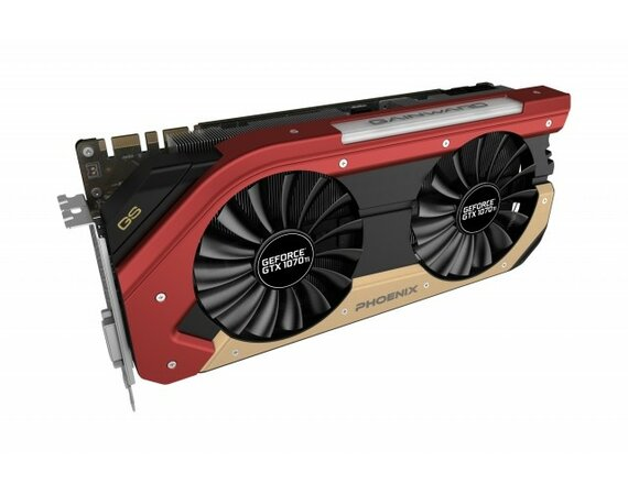 Gainward GeForce GTX 1070 Ti Phoenix GS 8GB DDR5 256BIT DVI-D/3DP/HDMI