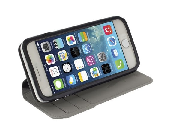 Krusell Etui WOW Drop Off do Apple iPhone 6 Plus - Szary
