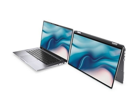 Dell Notebook Latitude 9510 i5-10210U/8GB/SSD256GB/2in1 15.0 FHD Touch/UHD/FPR/SCR/Backlit Kb/4 Cell/W10Pro/3Y PS