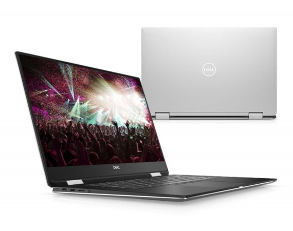 "Dell XPS 9575 Win10Pro i5-8305G/256GB/8GB/AMD RX VEGA/15.6""FHD/Touch/KB-Backlit/Silver/75WHR/3Y NBD"