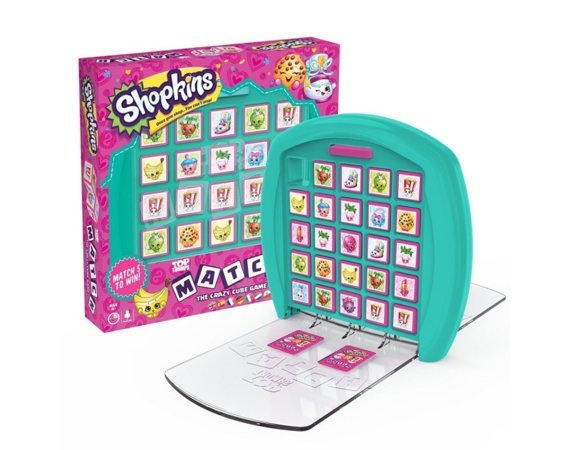 Gra Match Shopkins